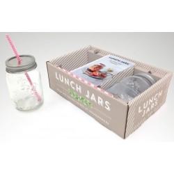 Coffret Lunch Jars  - Hachette