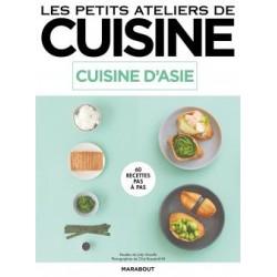 Les Petits Ateliers de Cuisine - Asie   - Marabout
