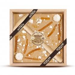 Chocolat à Casser Blond Tarte Citron Meringuée 400g  - Comptoir de Mathilde