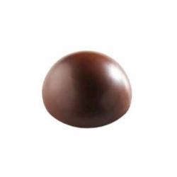 Moule pour Chocolat Bonbon Demi-Sphère 10 g  - Valrhona