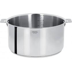 Casteline Kookpot 14 cm Verwijderbare Handvatten - Cristel