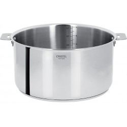 Casteline Kookpot 20 cm Verwijderbare Handvatten - Cristel