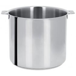 Mutine Soeppot 24 cm Verwijderbare Handvatten - Cristel