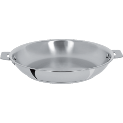 Casteline Koekenpan 28 cm Verwijderbare Handvatten - Cristel
