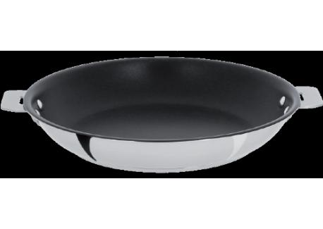 Casteline Antikleef Koekenpan 32 cm Exceliss Verwijderbare Handvatten - Cristel