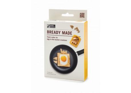 Emporte Pièce Toast Bready Made  - Monkey Business