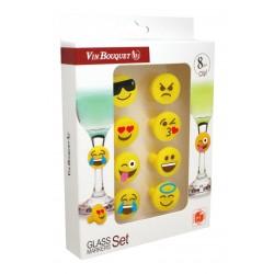 Glassmarkers emoji - Vin Bouquet