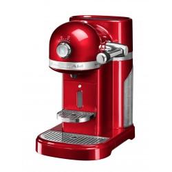 Artisan Nespresso Koffiemachine Appelrood - KitchenAid