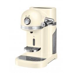 Artisan Nespresso Koffiemachine Amandelwit - KitchenAid