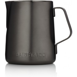 Melkan 340 ml Zwart - Barista & Co