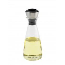 Carafe Huile/vinaigre Réglable 35 cl  - Cole & Mason