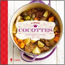 Livre Cocottes - Le Creuset