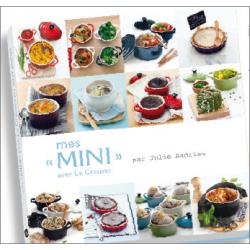 Livre Mini-Cocottes Andrieu - Le Creuset
