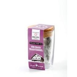 Mug met Infusie Mix Vin Chaud Traditionnel - Quai Sud