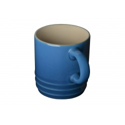 Mini Mug 7 cl Bleu Marseille  - Le Creuset