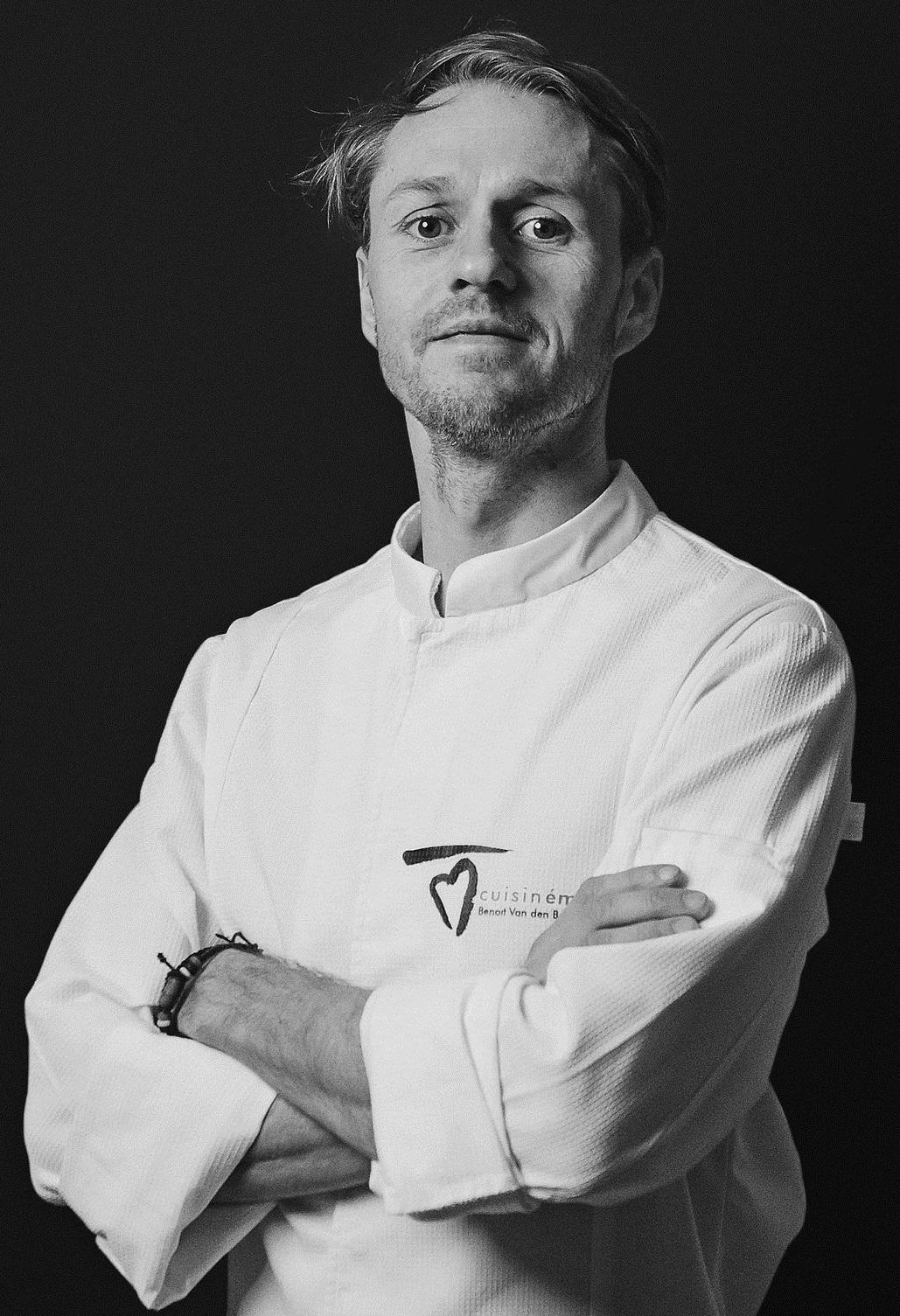 Benoit Van den Branden